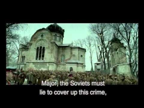 Katyn TRAILER (English subtitles)