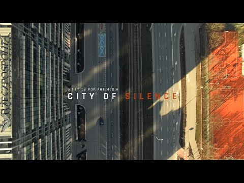 """""""City of Silence"""" 4K - Warsaw during COVID-19 pandemic"""