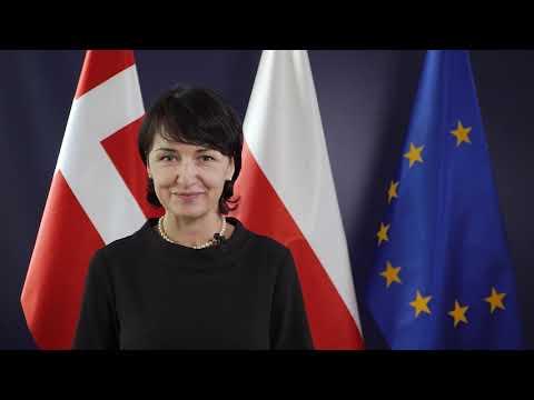 Ambassador Henryka Mościcka-Dendys bids farewell to Kingdom of Denmark