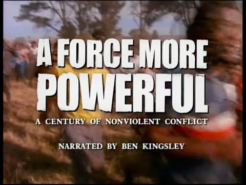 A Force More Powerful - English - Denmark / Poland / Chile (high definition)