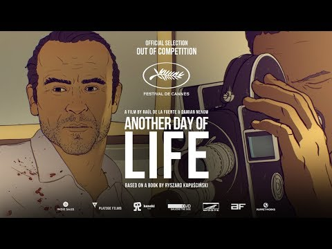 ANOTHER DAY OF LIFE Official Trailer