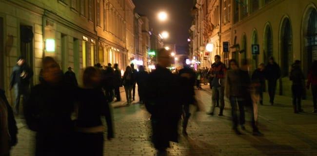 Aftenliv_i_Krakow