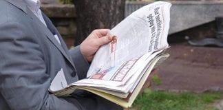 Avislæser_i_Polen