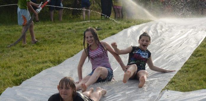 Børnehjems-børn_fra_Katowice_i_Polen_på_sommerlejr_i_Danmark