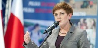 Beata_Szydlo_statsminister_kandidat_polen_pis_lov_og_retfærdighed