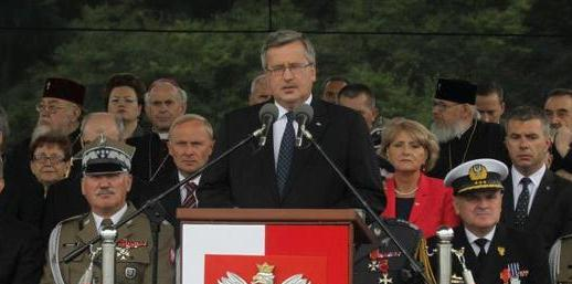 Bronislaw_Komorowski__Forsvar_Polen_præsident_polennu