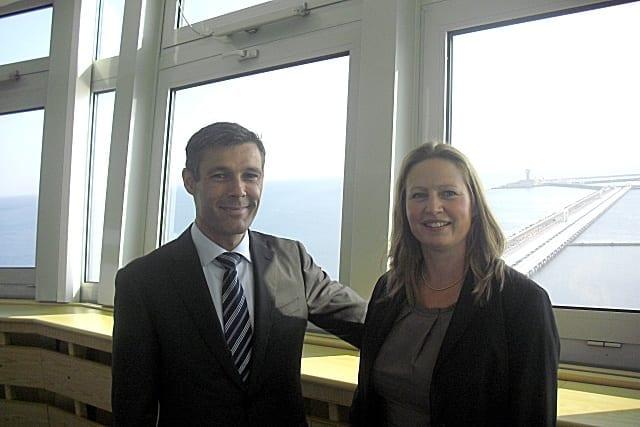 Danmarks_ambassadør_i_Polen_Steen_Hommel_og_Freya_Petersen_polennu