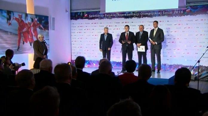 Deltagerne_fra_Polen_til_OL_i_Sochi_2014_blev_præsenteret_denne_uge