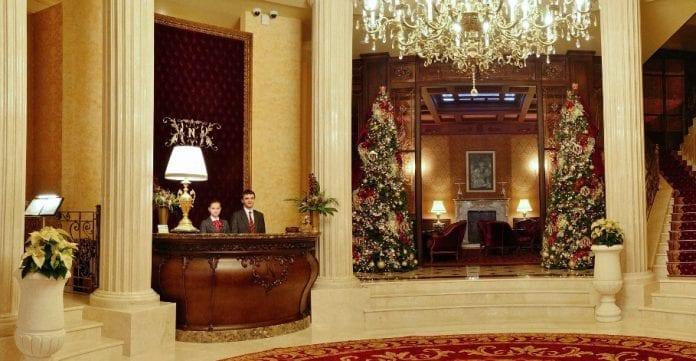Det_firestjernede_Hotel_Nobilis_i_Lviv_bliver_midlertidig_base_for_Danmark_under_EM_2012