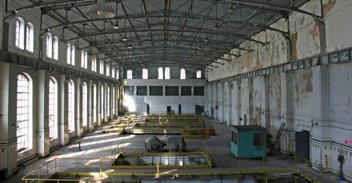 Det_gamle_kraftværk_EC1_i_Lodz