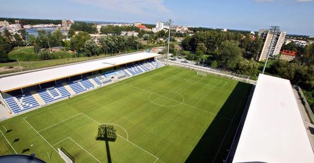 Det_nyrenoverede_stadion_i_Kolobrzeg_bliver_det_danske_landsholds_træningsbane_under_EM_2012
