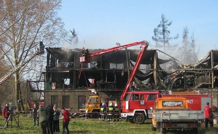 Det_udbrændte_herberg_der_kostede_22_livet_i_Kamien_Pomerski_i_det_nordvestlige_Polen