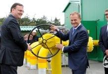 Donald_Tusk_åbner_polsk-tjekkisk_gasrørledning