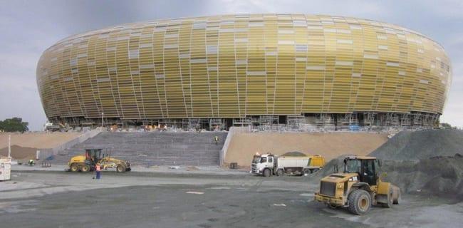 EM_2012_fodbold_stadion_i_Gdansk_ikke_færdigt