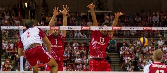 EM_i_volleyball_i_Gdansk_i_Polen