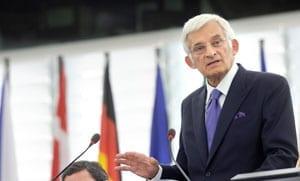 EU-formand_Jerzy_Buzek_Polen_polennu