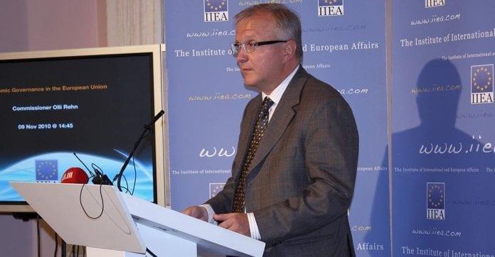 EU_kommisær_Olli_Rehn_fastholder_kravet_til_Polens_budgetunderskud
