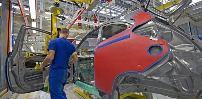 Ford-produktion-i-Tychy-i-Polen