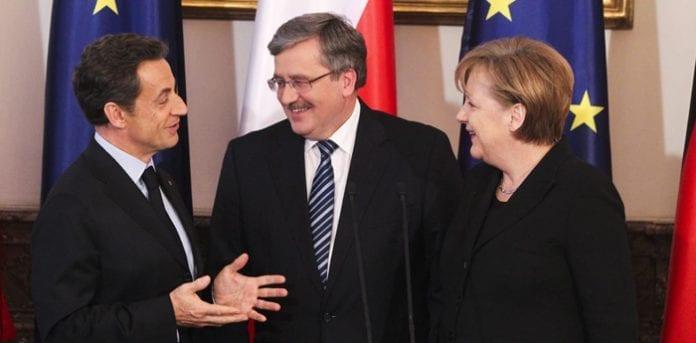 Frankrig,_Tyskland,_Polen_Weimar