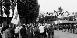 GDANSK_-_Sympatidemonstrationer_uden_for_skibsværftet_i_Gdansk,_men_arbejdere_havde_besat_værftet_fra_den_14