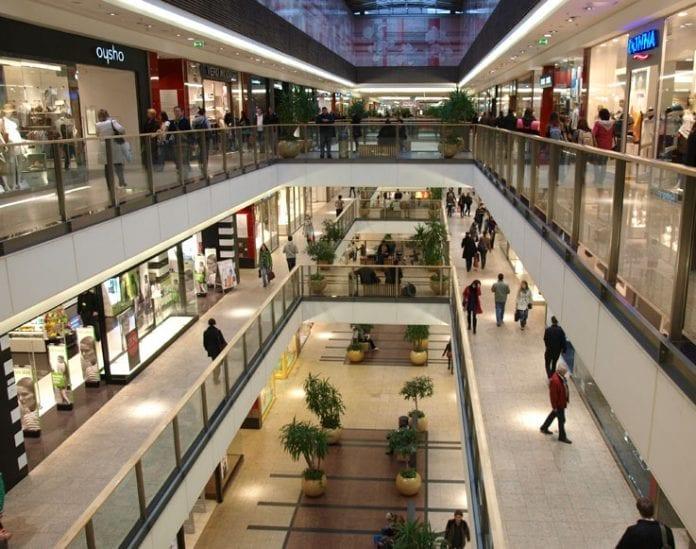 Galleria-shoppingcenter-Krakow-Polen-3