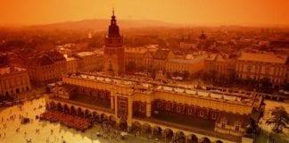 Gamle-bydel-Krakow