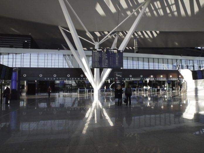 Gdansk_Lufthavn_2012,_ny_afgangsterminal