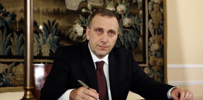Grzegorz_Schetyna_formand_Sejmen_i_Polen