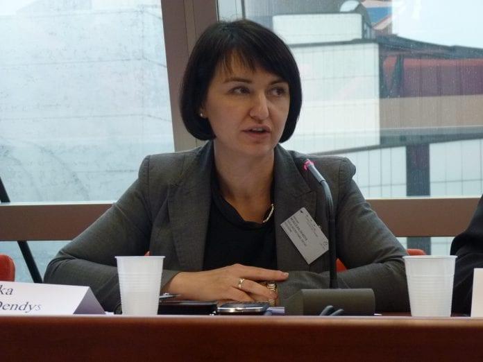 Henryka_Moscicka-Dendys_polens_ambassadør