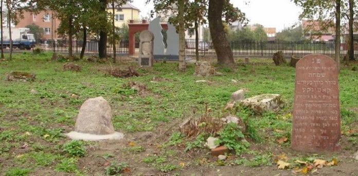 Jødisk_kirkegård_i_Wysokie_Mazowieckie