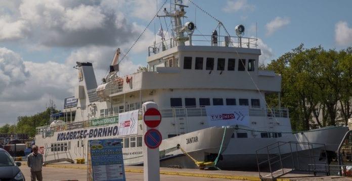 Jantar_-_færge_mellem_Bornholm_og_Kolobrzeg