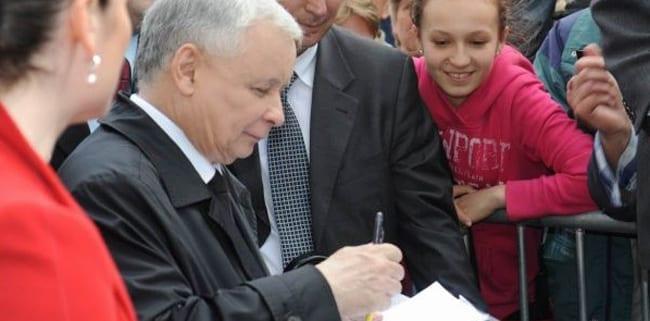 Jaroslaw_Kaczynski_i_front_i_meningsmålinger_i_Polen_polennu