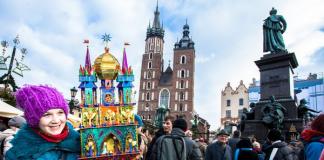 Jule_krybber_i_Krakow_i_Polen