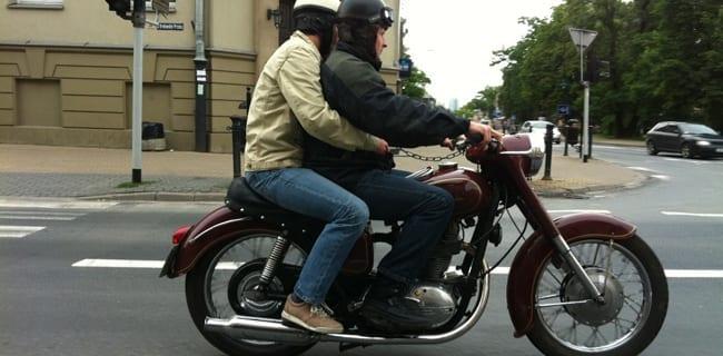 Junaka_motorcykel