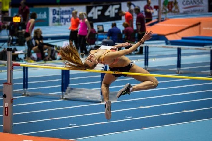 Kamila_Licwinko_deltager_i_polske_mesterskaber_forud_for_sin_gulmedalje_ved_VM_i_atletik_i_Sopot