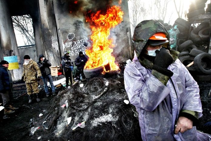 Kiev_demonstrationer_fire_døde_polen_0