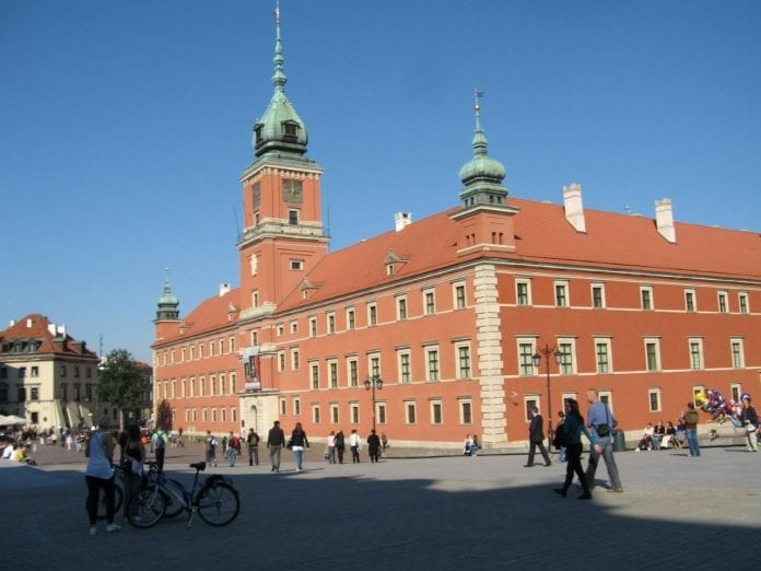 Kongeslottet_i_Warszawa_Polen_polennu