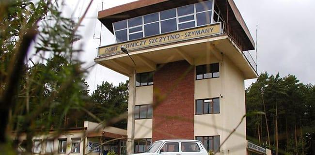 Kontroltårn_Szymany_Lufthavn