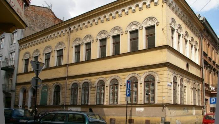 Krakow_Synagoe_Chewra_Thilim