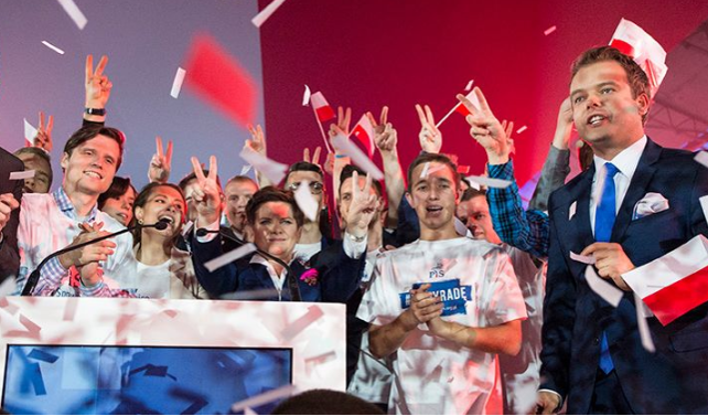 Lov_og_Retfærdighed_PiS_vinder_valget_i_Polen_2