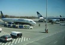 Lufthavnen-i-Krakow