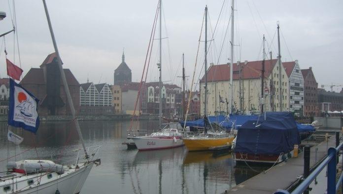 Lystbåde_i_Gdansk_Foto_Martin_Bager_polennu