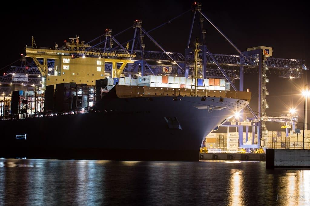 Mærsk_nye_supertanker_Triple_E_i_Gdansk_i_Polen_(4)