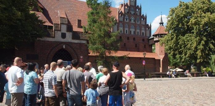 Malbork,_turister
