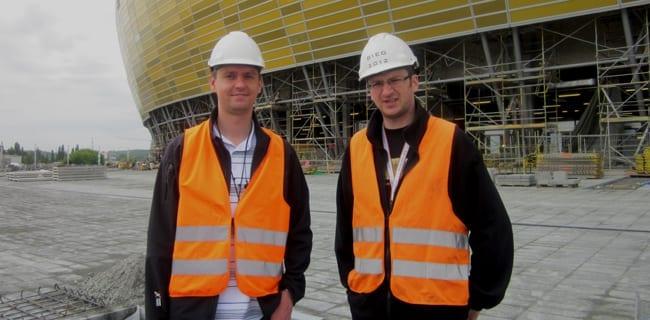 Michael_Brandt_og_Jakub_Glombiowski_EURO_2012_Gdansk_EM_fodbold_2012