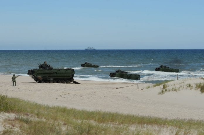 NATO_øvelse_i_Polen