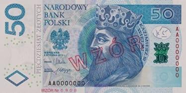 Nye_penge_sedler_i_Polen_fra_april