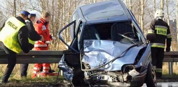 Polen-trafik-ulykker