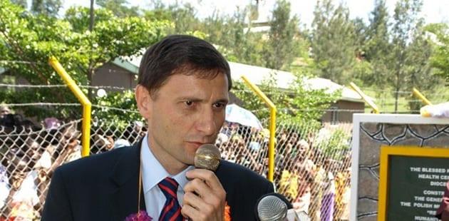 Polen_ambassadør_i_Libyen_Wojciech_Bozek