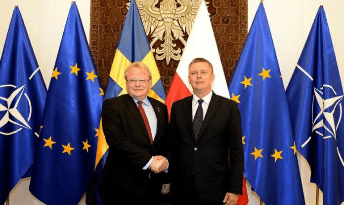 Polen_og_Sverige_vil_samarbejde_om_forsvar